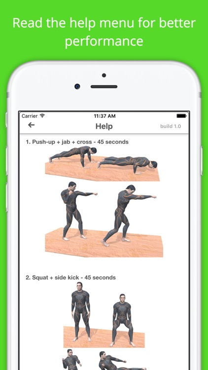 Karate Combo Fighting Workout Challenge PRO screenshot-4
