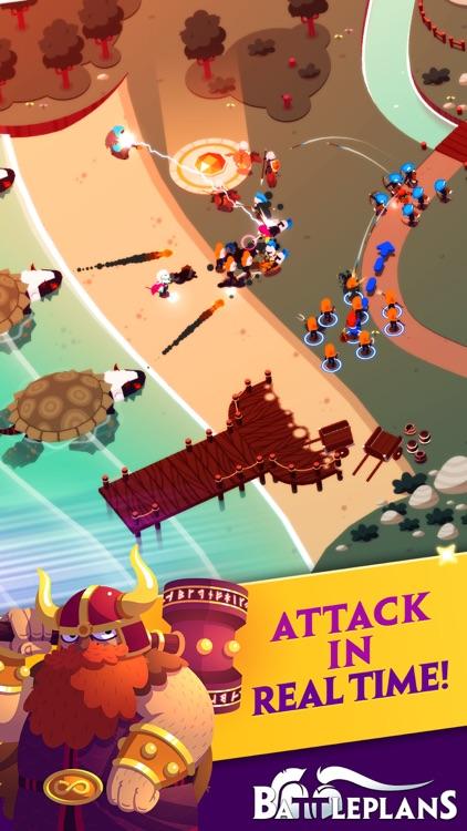 Battleplans - #1 Battle Strategy & Defense Game screenshot-0
