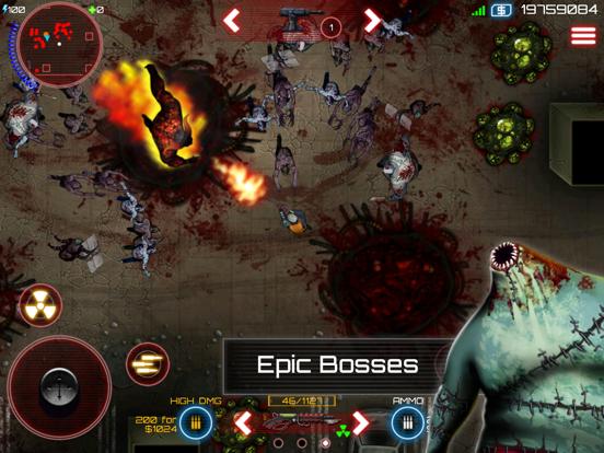 SAS: Zombie Assault 4 на iPad