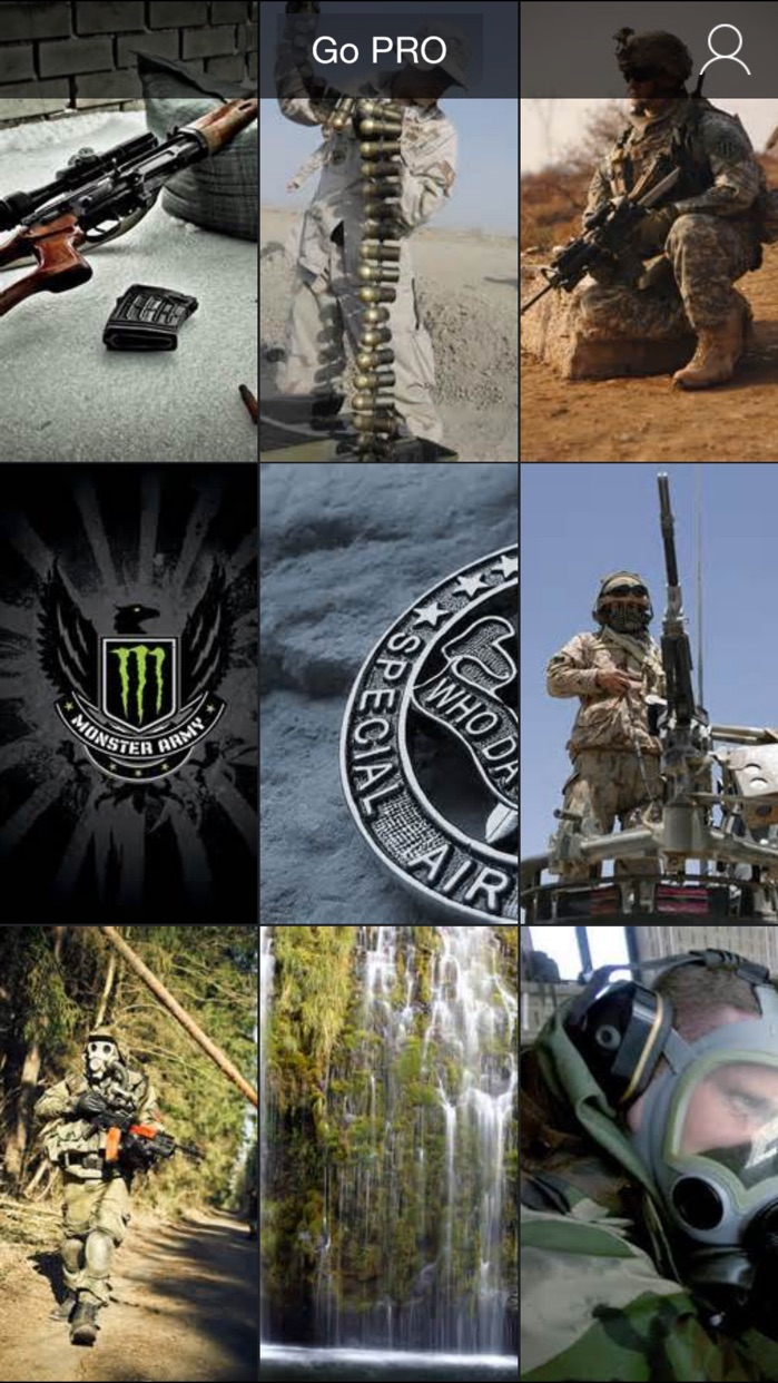 Army & Military Wallpapers, Best Backgrounds Screenshot