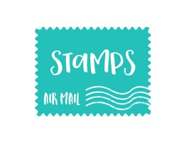 Postage Stamps for iMessage Stickers