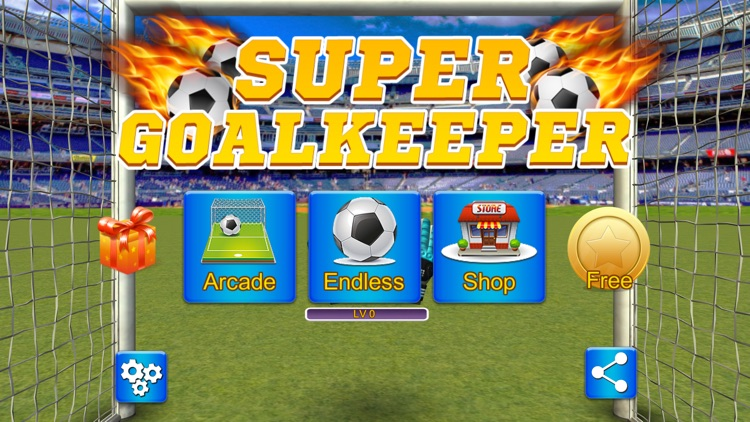 Super Goalkeeper