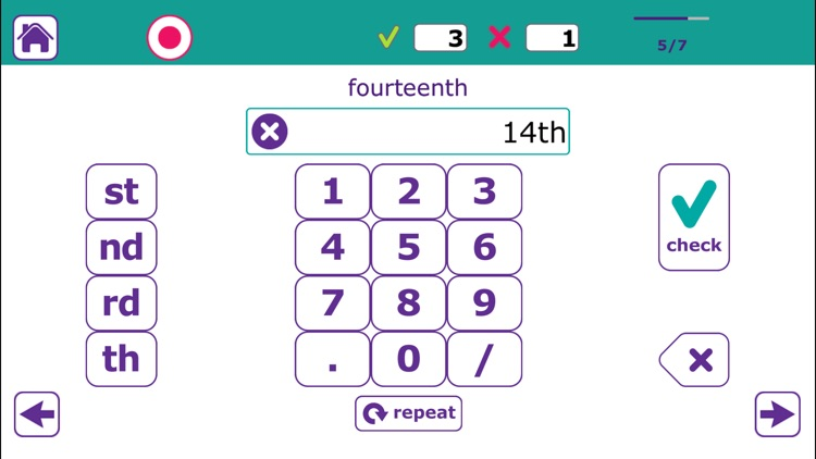 Number Therapy Lite - Speech Practice for Aphasia screenshot-3