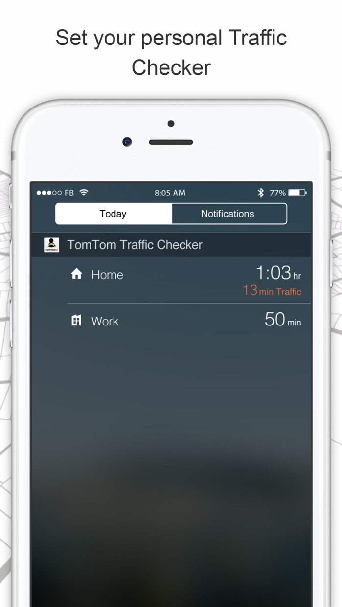 TomTom MyDrive™ Screenshot