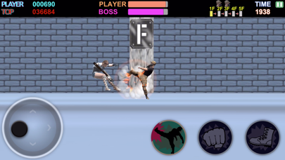 Screenshot from Over What Kill