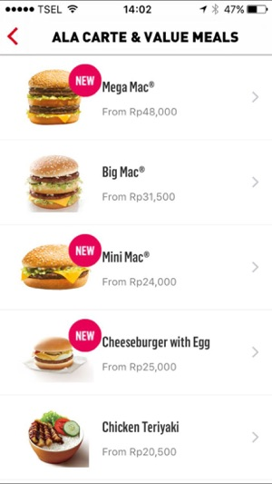 mcdelivery indonesia on the app store