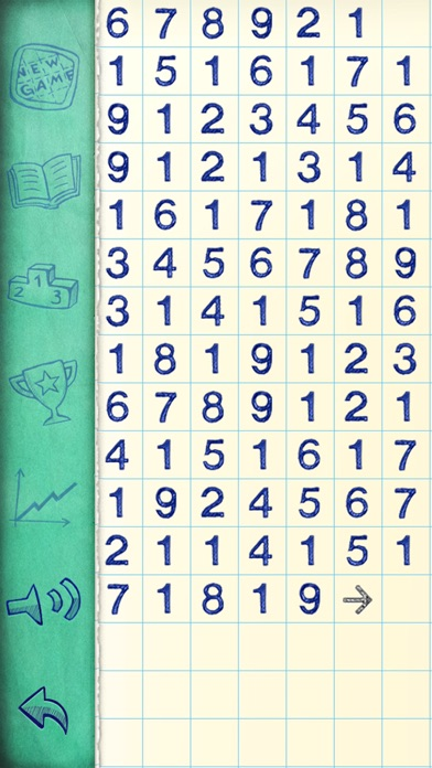 Numberama 2 Screenshot