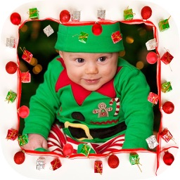 New Christmas Photo Frames– Picture Editor & Album
