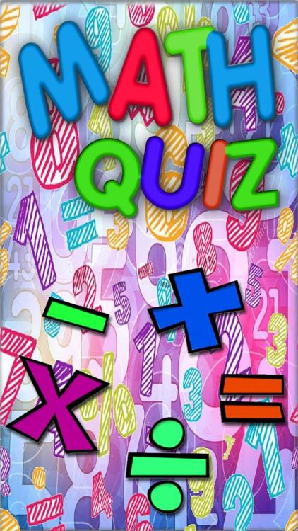 Quiz Math For Kids