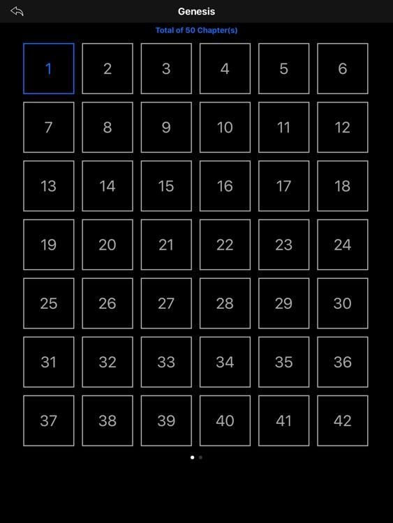 Bible-Simple Bible HD (KJV) screenshot-4
