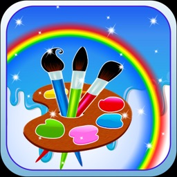 Kids Finger Painting - Toddlers Painting & Drawing