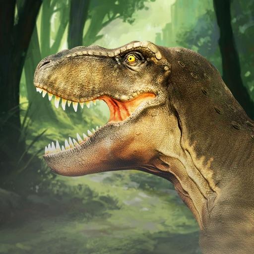 Dino Hunter: Carnivores Island Sniper