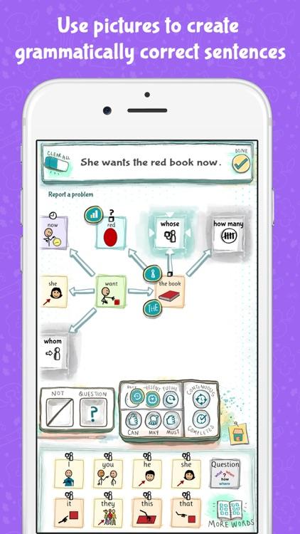 FreeSpeech - Build Language and Learn Grammar screenshot-0