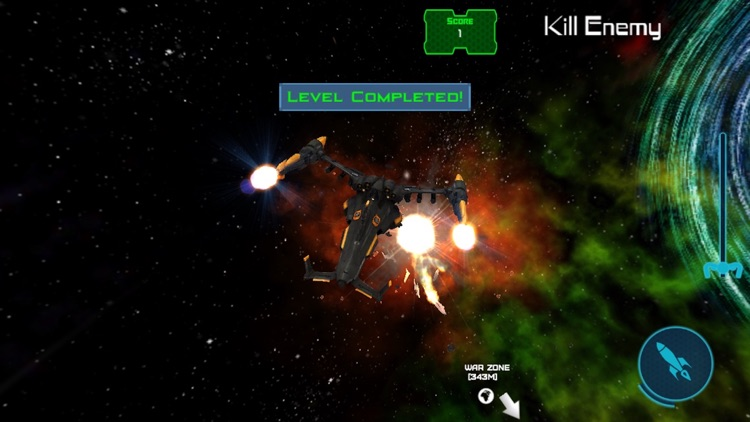 Strike On Galaxy : Clash of Galaxy Legend screenshot-4