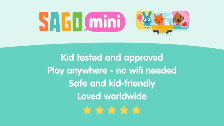 Sago Mini Holiday Trucks and Diggers screenshot-4
