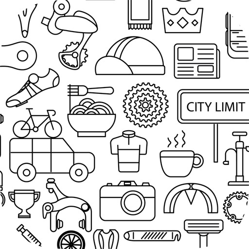 Cycling Related Sticker Pack