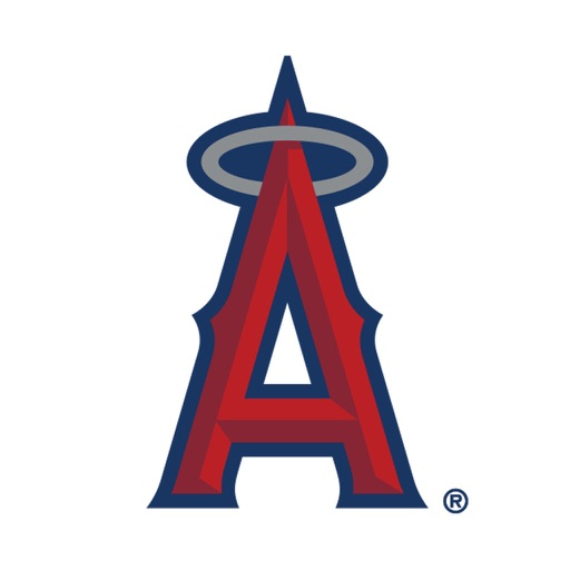 Los Angeles Angels 2016 MLB Sticker Pack
