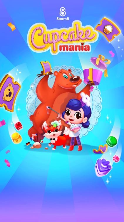 Cupcake Mania™ screenshot-4