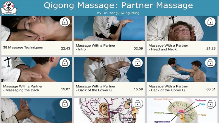Qigong Massage: Partner Massage