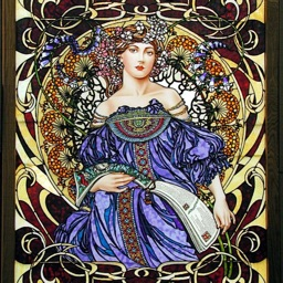 Alphonse Mucha Artworks