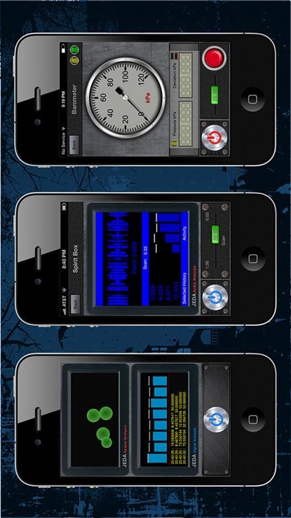 Ghost Hunter M2 screenshot-4