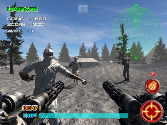 Arctic Assault VR - Sniper Edition screenshot 9
