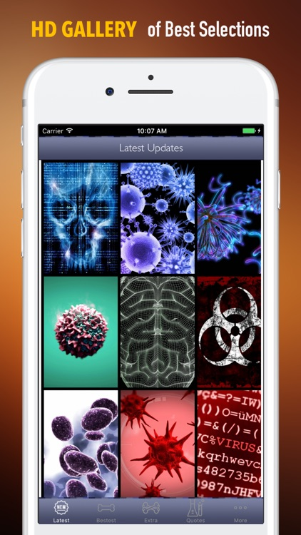 Virus Wallpapers HD- Quotes and Art Pictures