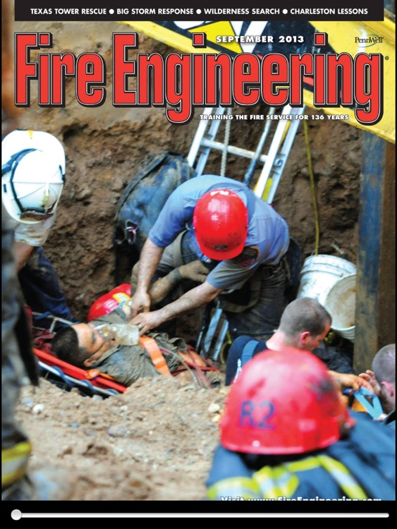 Fire Engineering Magazine iPad