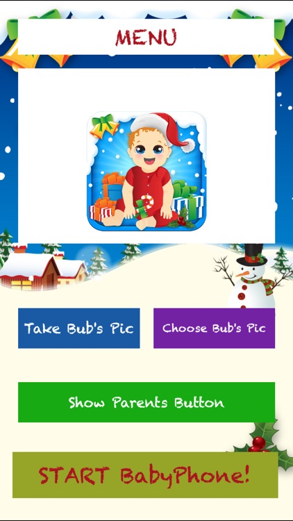 Christmas Phone - Fun Baby Game with Xmas Jingles screenshot-4