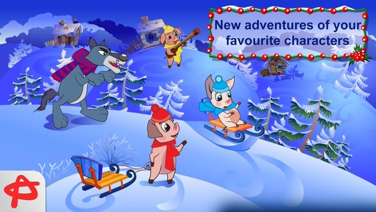 Christmas Night: Three Little Pigs Free Adventure