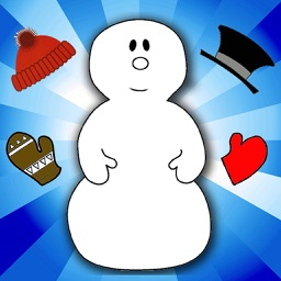 Build a Frozen Snowman for iPad