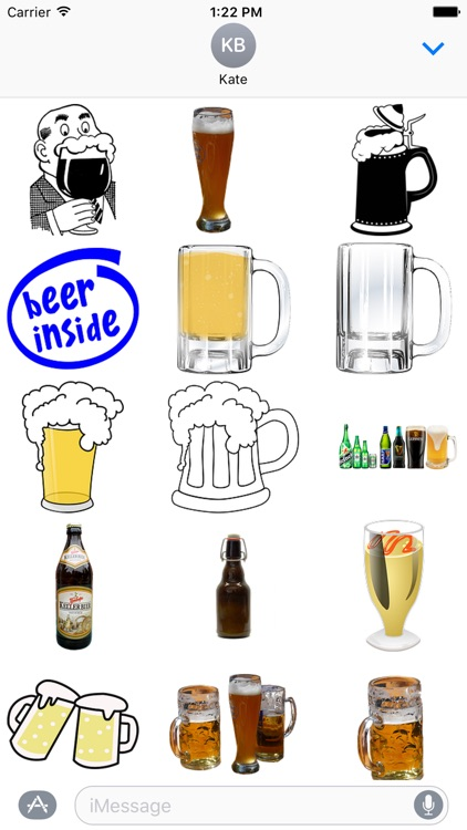 Beer Stickers!