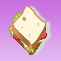Sandwich Stickers for iMessage