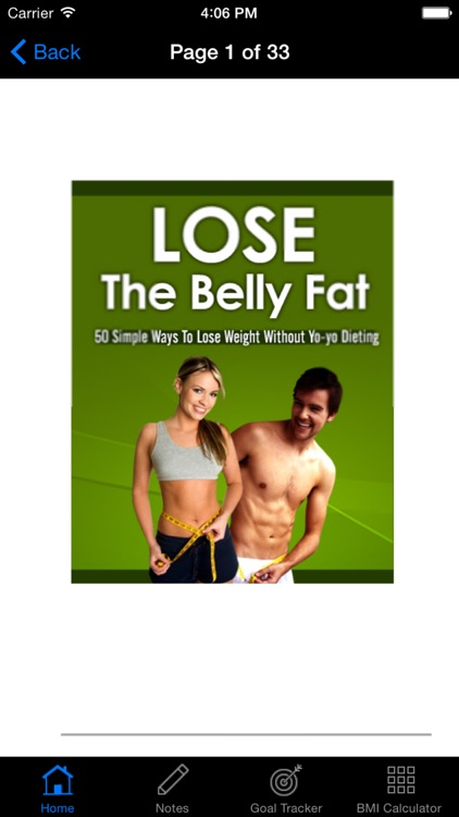 50 Simple ways to Lose the Belly Fat screenshot-1