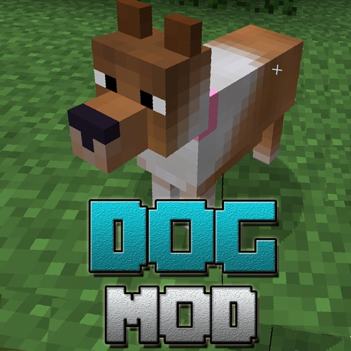 DOG MOD FREE - Pet Dogs Mods Guide for Minecraft Game PC Edition by