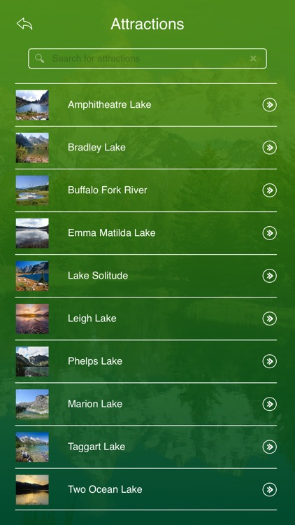 Grand Teton National Park Travel Guide screenshot-2