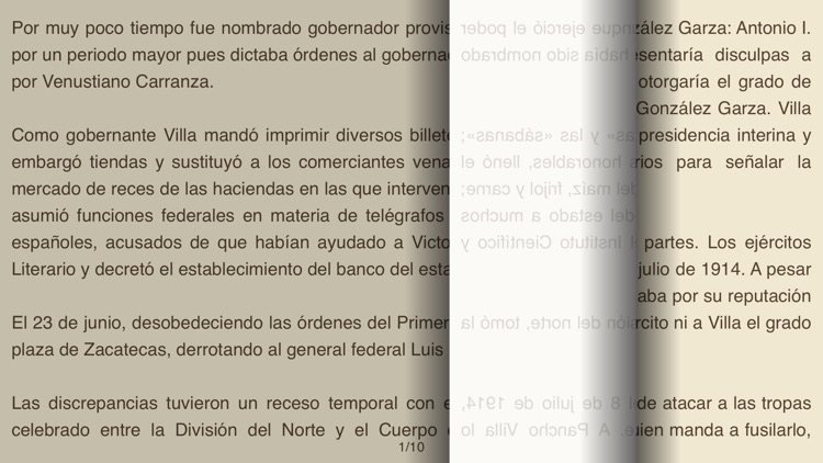 Biografía de Pancho Villa - AudioEbook
