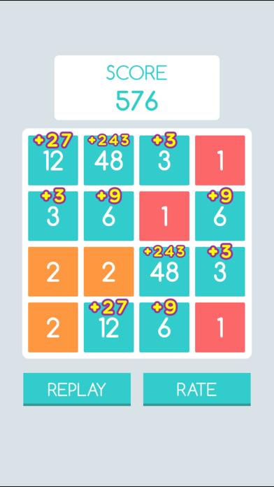 One Two Three - 2048 & Threes screenshot one