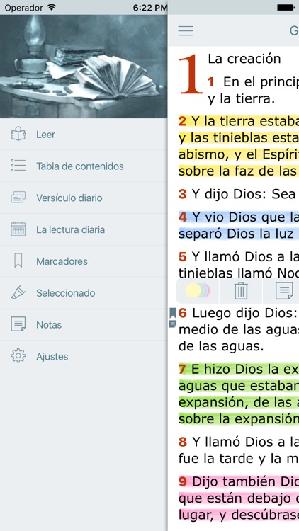 Antiguo Testamento. La Santa Biblia (Reina Valera)