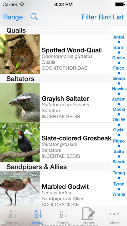 Panama Birds Field Guide screenshot-3