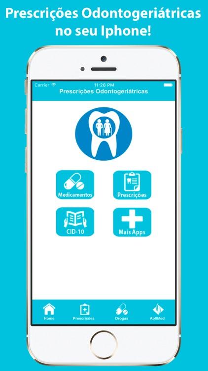 Prescrições Odontogeriátricas
