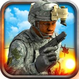 Arm Force kill Criminal - City Rescue Mission