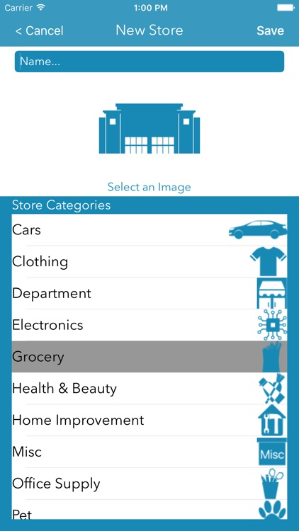 Awesome Shopping App