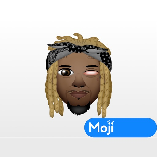Fetty Wap ™ by Moji Stickers