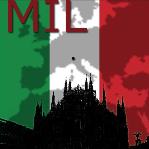 Milan Карта