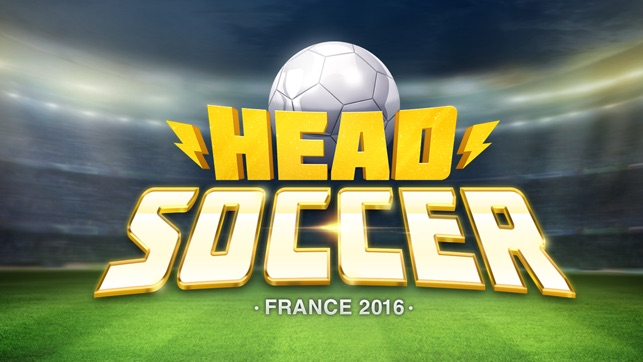 Head Soccer France 2016 i App Store