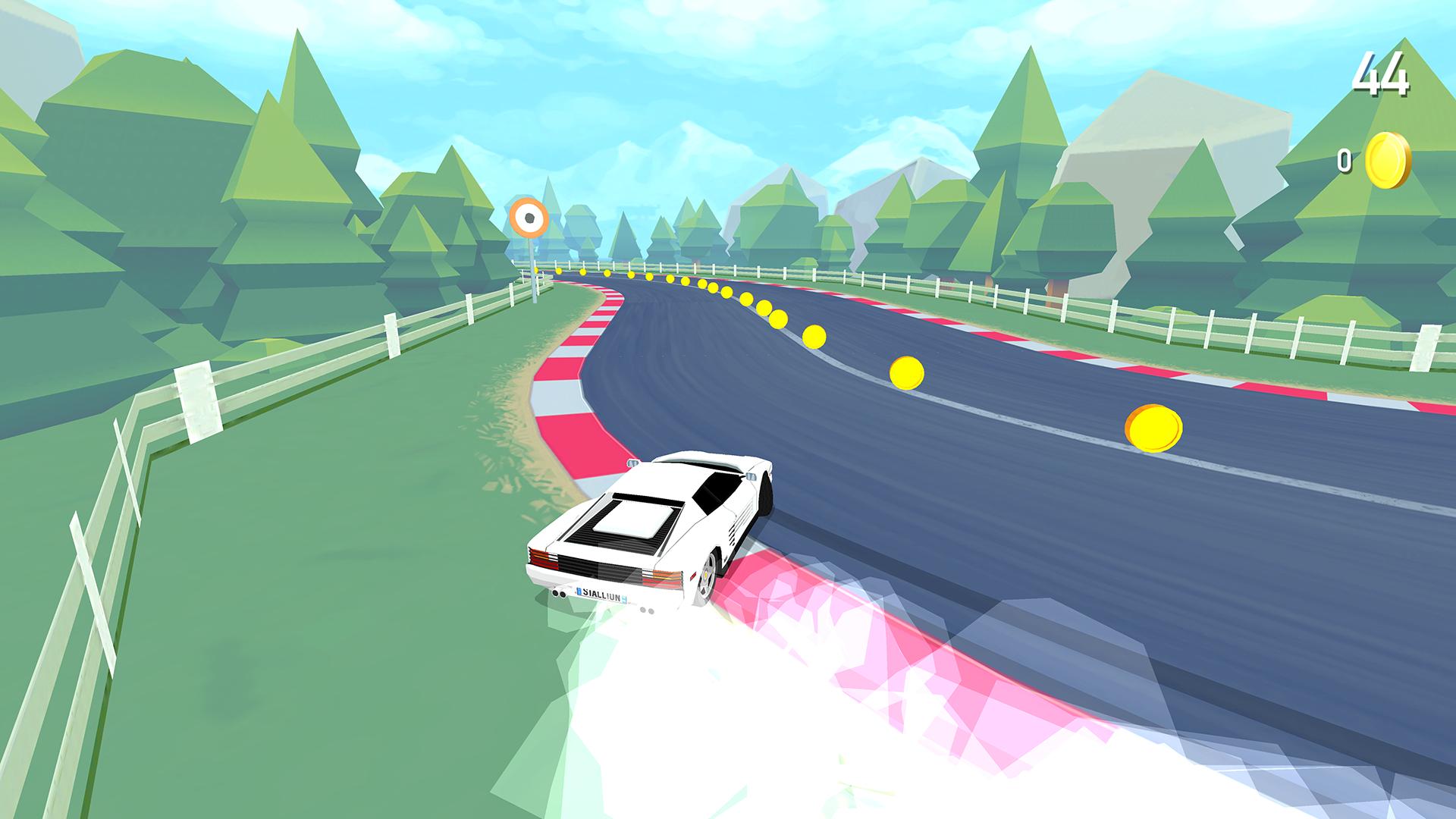 Thumb Drift GT-V screenshot 1