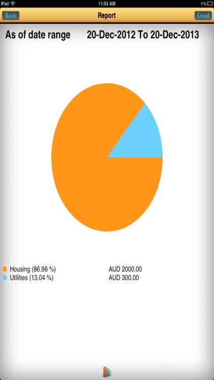 Budget Sheet Manager screenshot-3