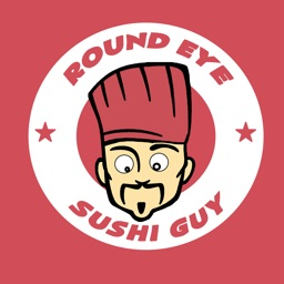 Sushi Guy Stickers
