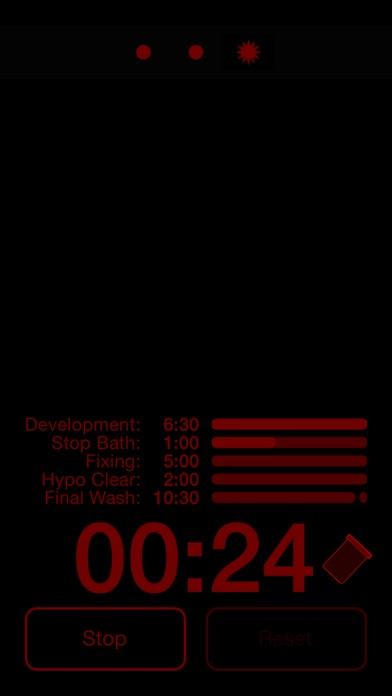 Massive Dev Chart Timer Screenshot 2